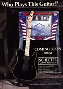 Click to view – Schecter ad – U.S.